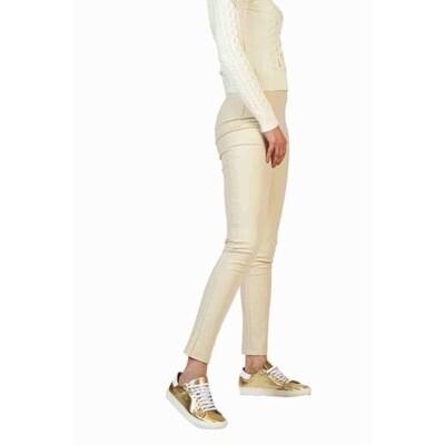 PATRIZIA PEPE - Pantalone Slim fit - Antica Beige