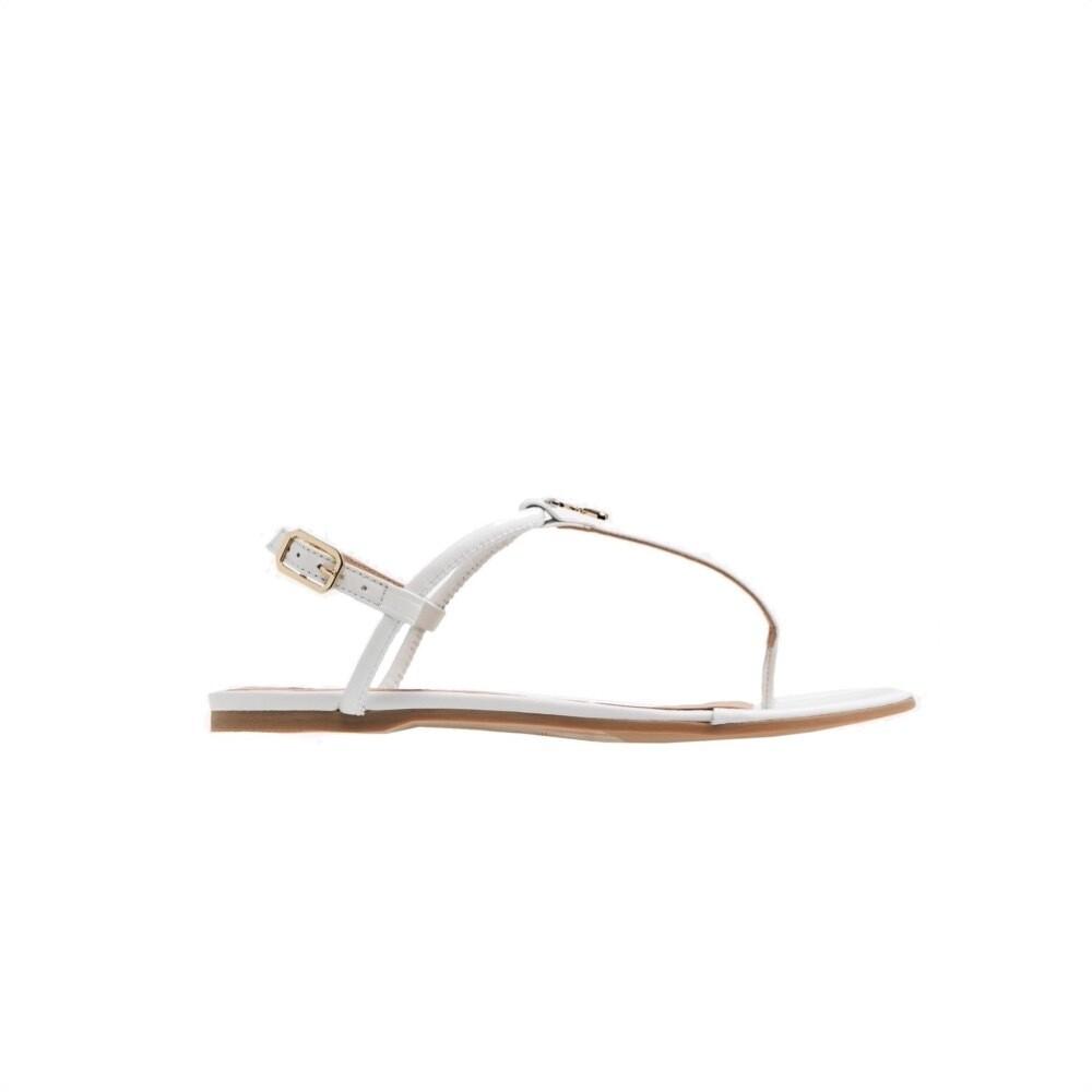 PATRIZIA PEPE - Sandalo infradito - Bianco