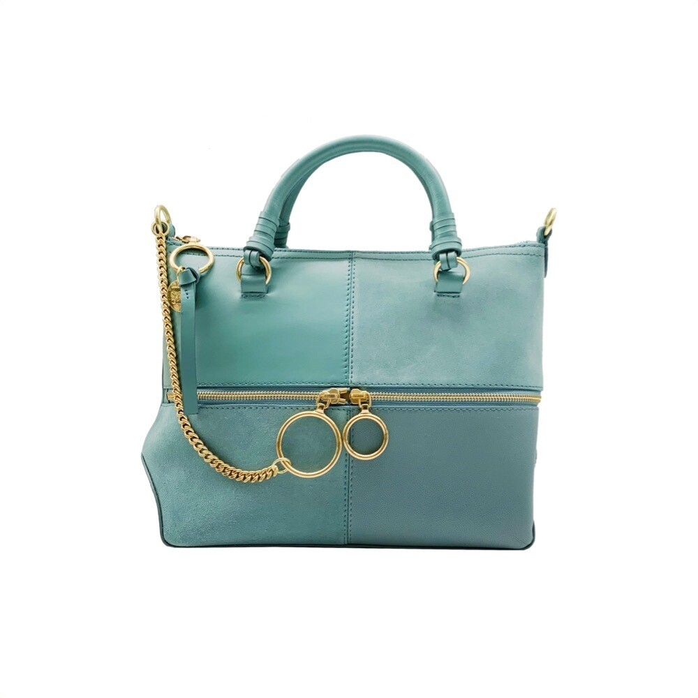 SEE BY CHLOÉ - Emy Borsa media - Mineral Blue