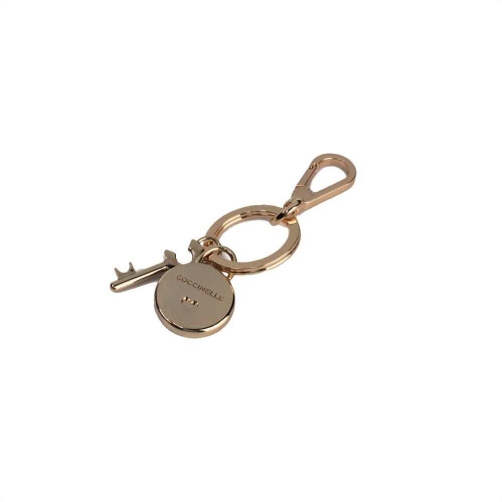 COCCINELLE - Lock Portachiavi/Charm - Light Gold