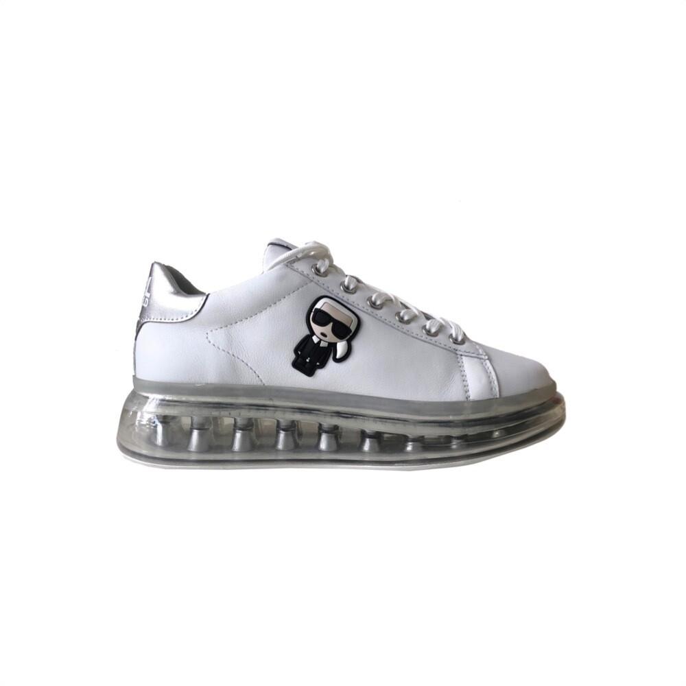 KARL LAGERFELD - Kapri Kushion Sneakers - White