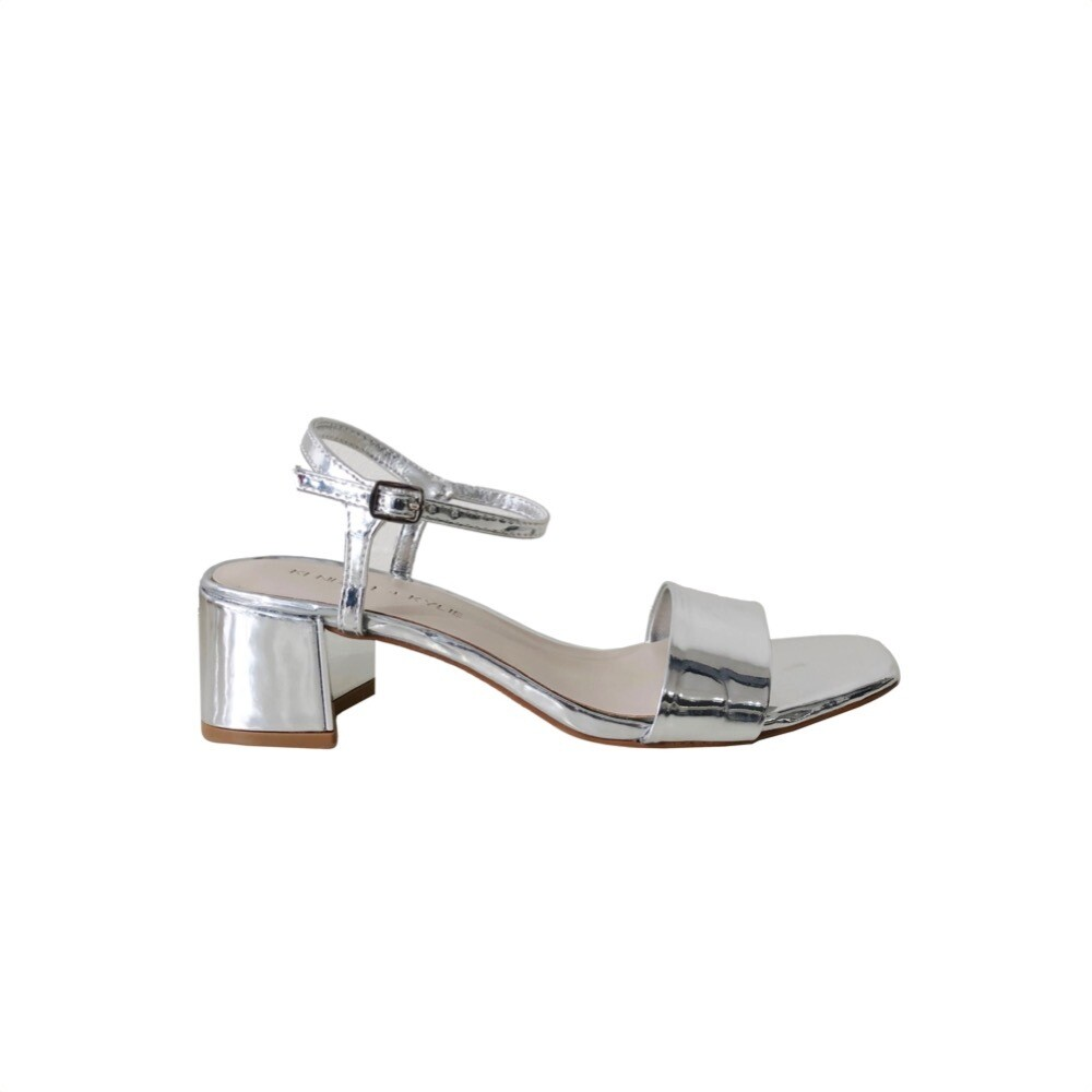 KENDALL+KYLIE - Sionne Sandalo - Silver Mirror