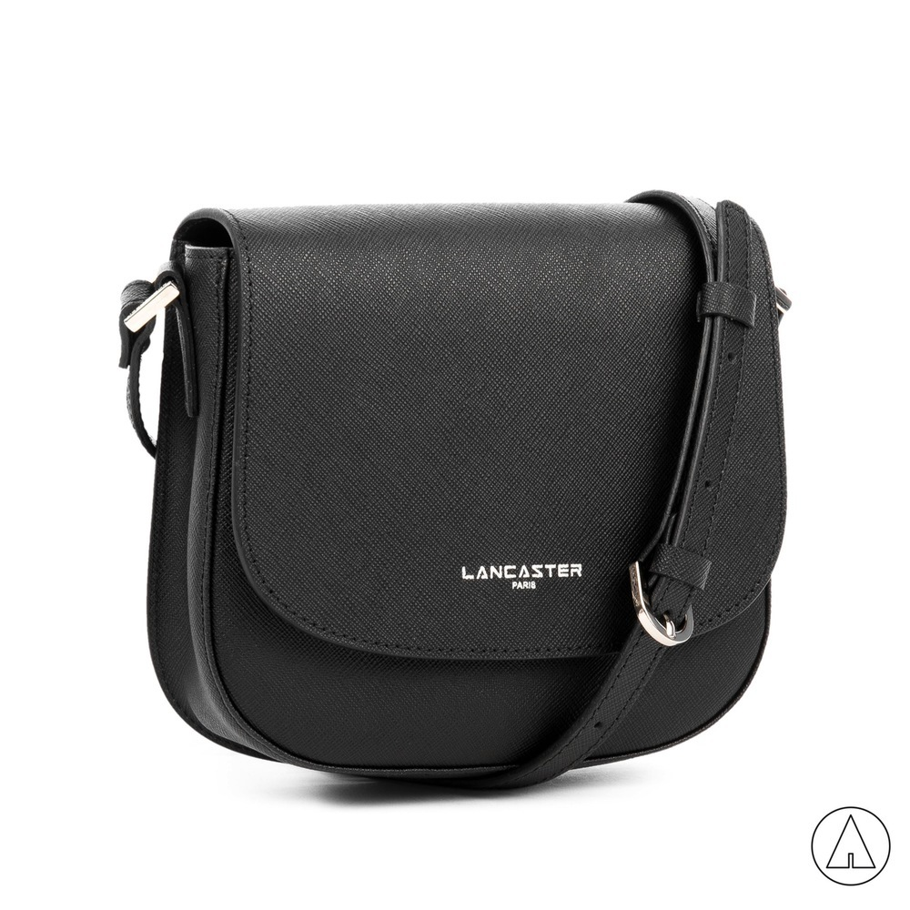 LANCASTER • Mini Crossbody Bag - Noir