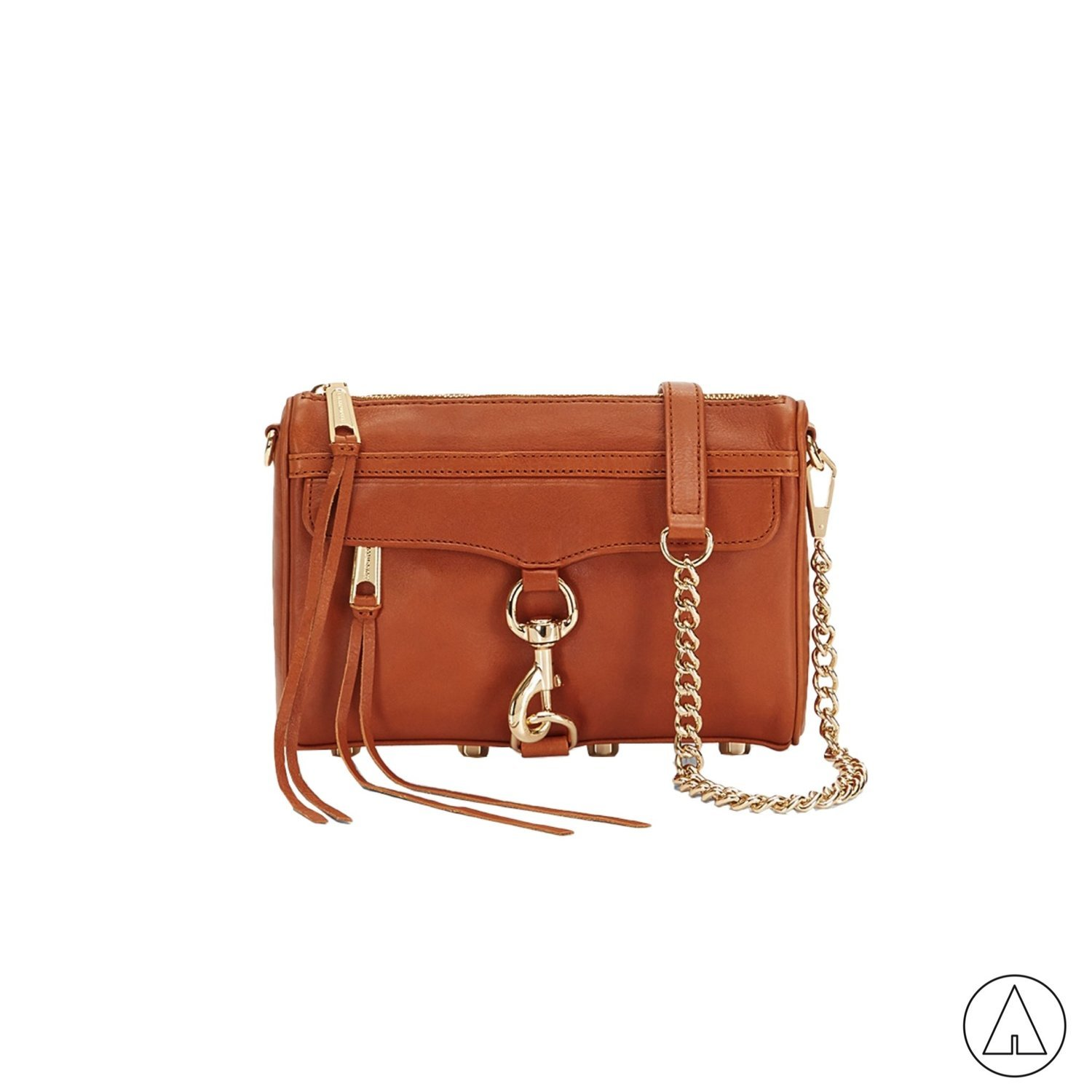 REBECCA MINKOFF • Mini MAC Crossbody - Almond