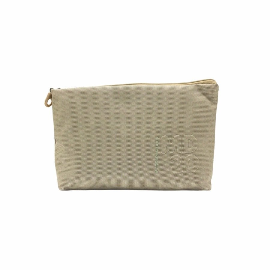 MANDARINA DUCK - MD20 Bustina grande - Light Taupe
