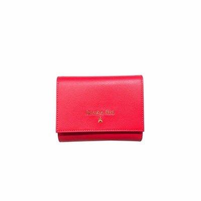PATRIZIA PEPE - Portafoglio con portamonete - Vivid Red