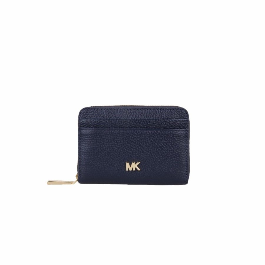 MICHAEL KORS - Money Pieces Mercer Card Case - Admiral
