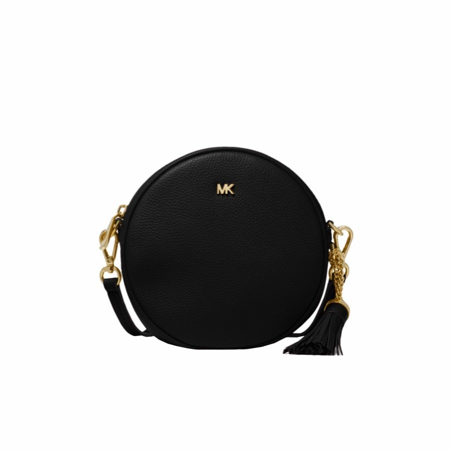 MICHAEL KORS - Canteen MD Crossbody - Black
