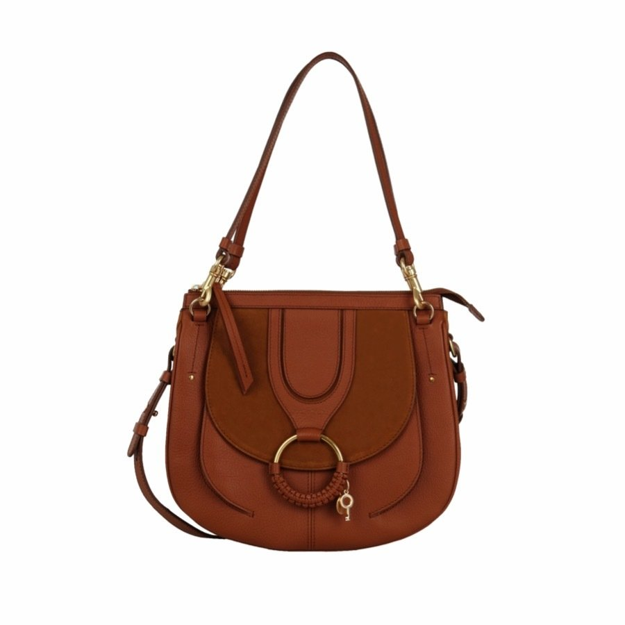 SEE BY CHLOÉ - Hana Small Tote Bag - Caramel