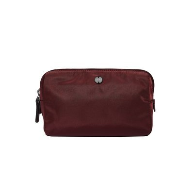 COCCINELLE - Elise Nylon trousse media - Grape