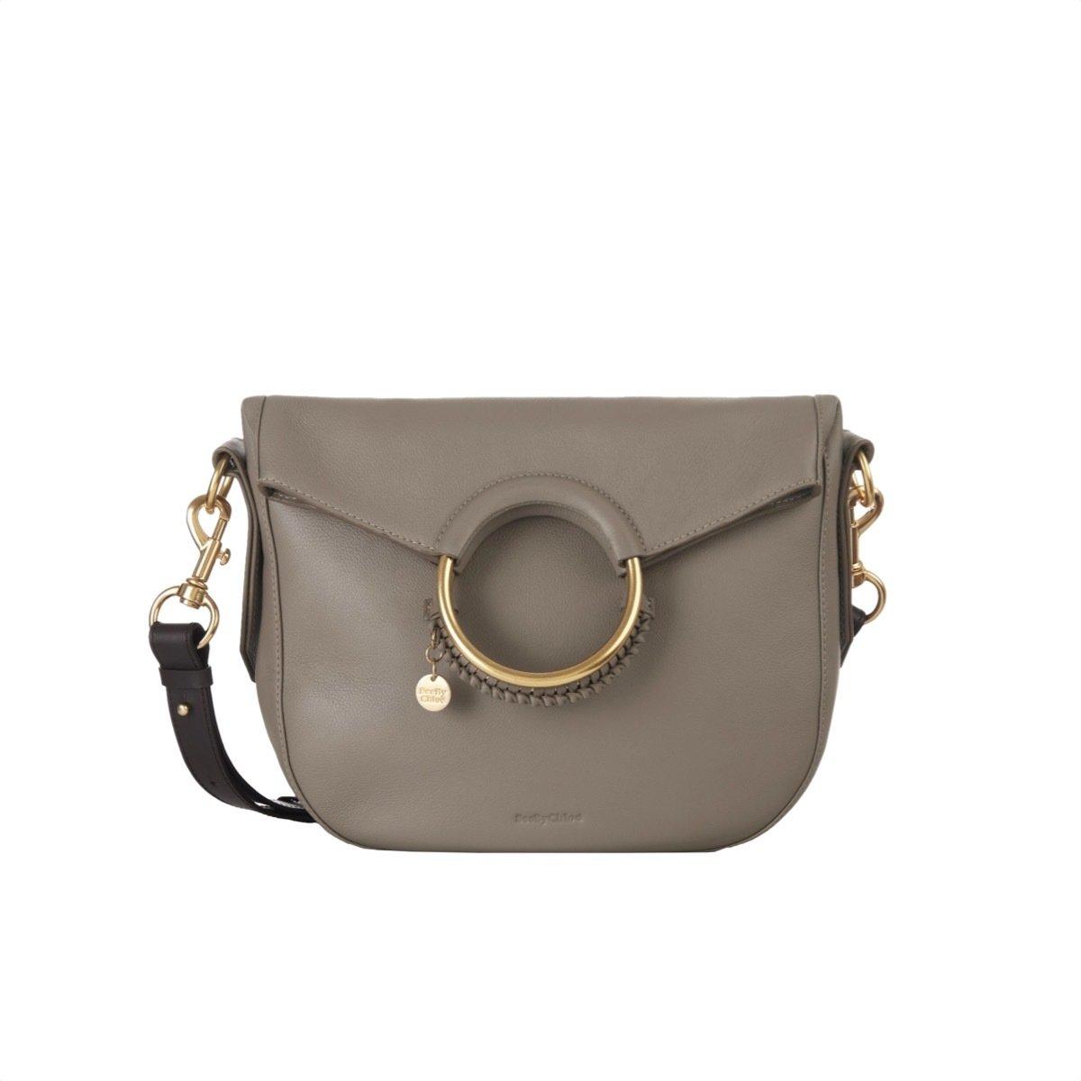 SEE BY CHLOÉ - Monroe Medium Day Bag - Motty Grey