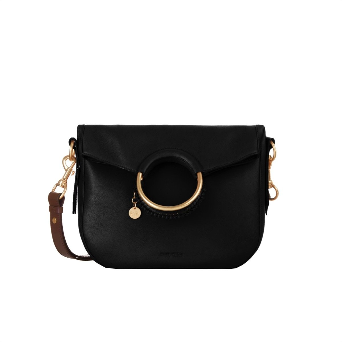 SEE BY CHLOÉ - Monroe Medium Day Bag - Black