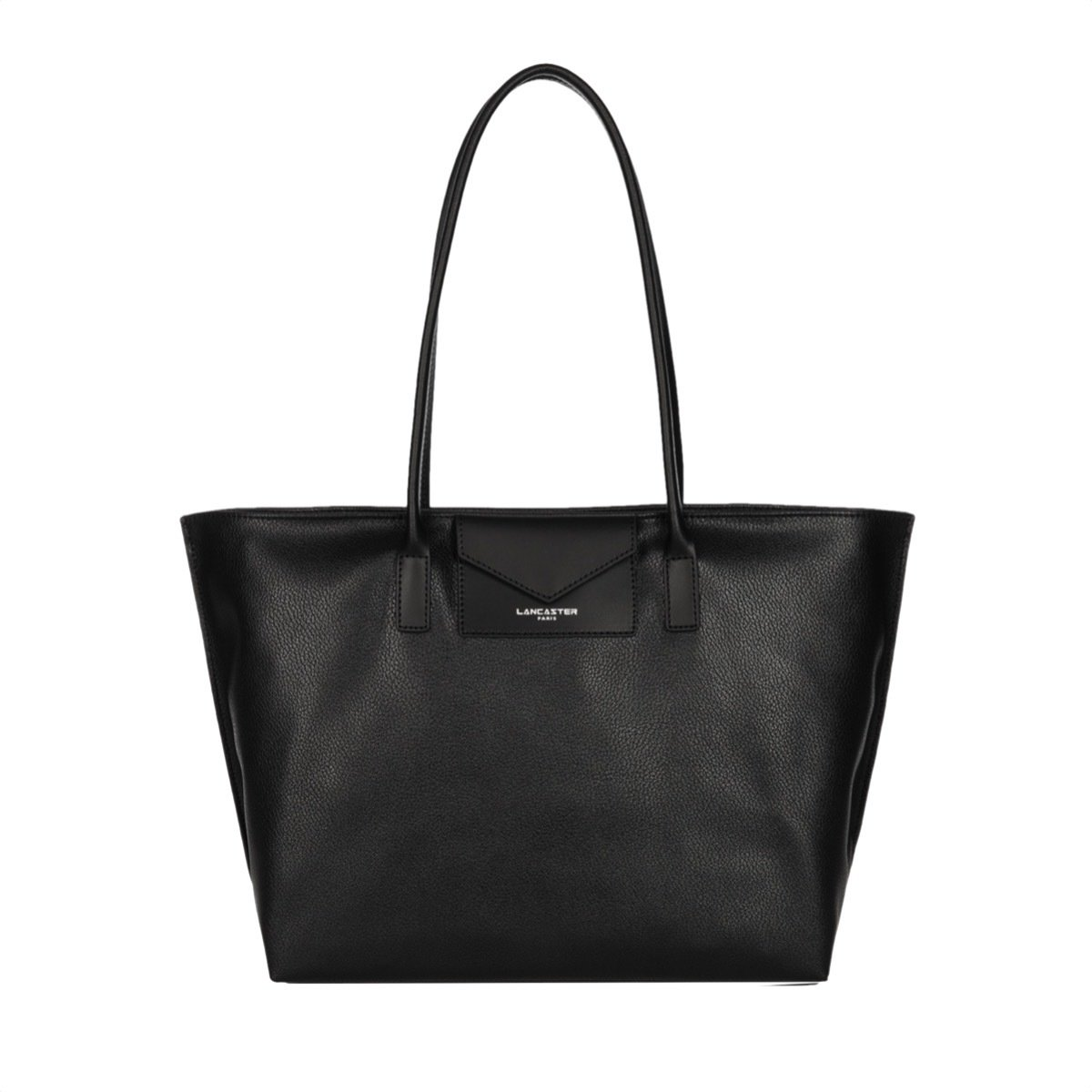 LANCASTER - Maya Medium Tote bag - Noir