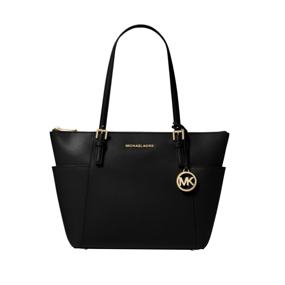 MICHAEL KORS - Shopping Tote MD - Black