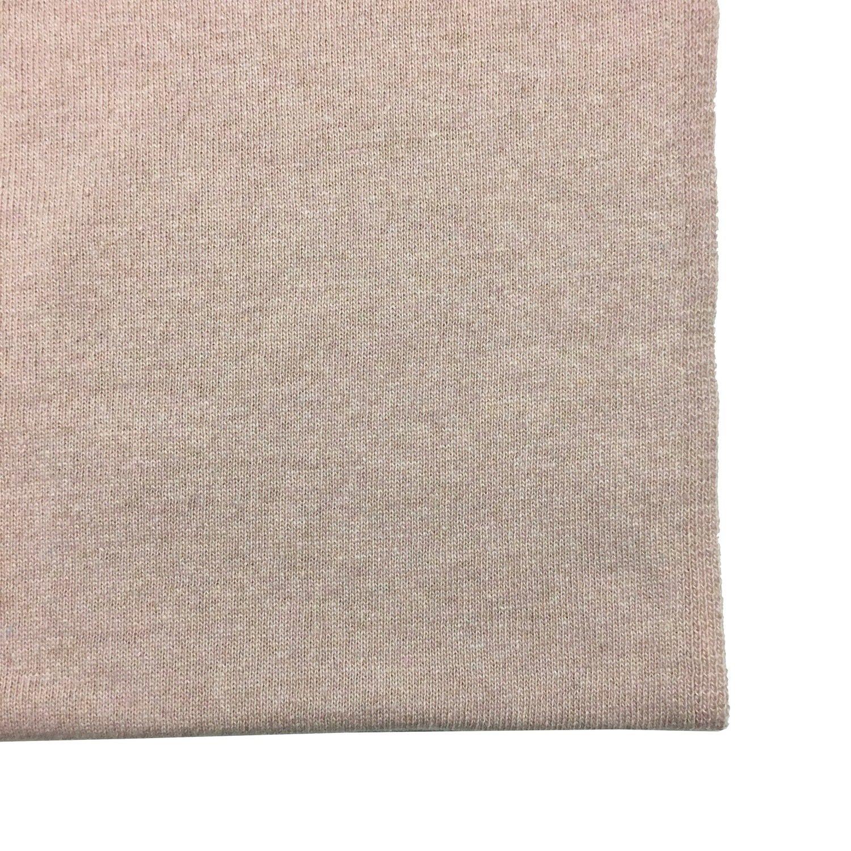 SERGIO DE ROSA - Sciarpa batik rasata - Rosa chiaro