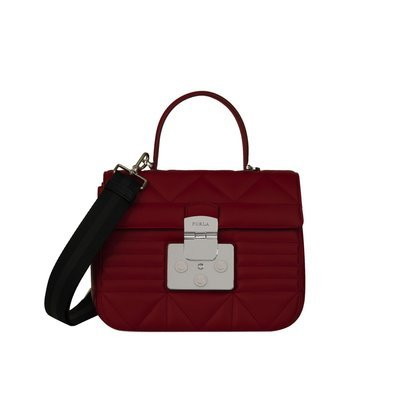 FURLA - Fortuna S Top Handle - Ciliegia