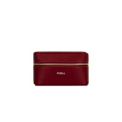 FURLA - Bloom S Jewellery Case - Ciliegia