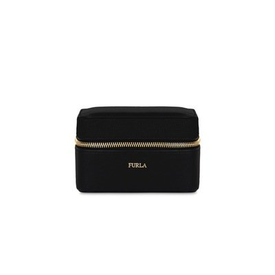 FURLA - Bloom S Jewellery Case - Onyx