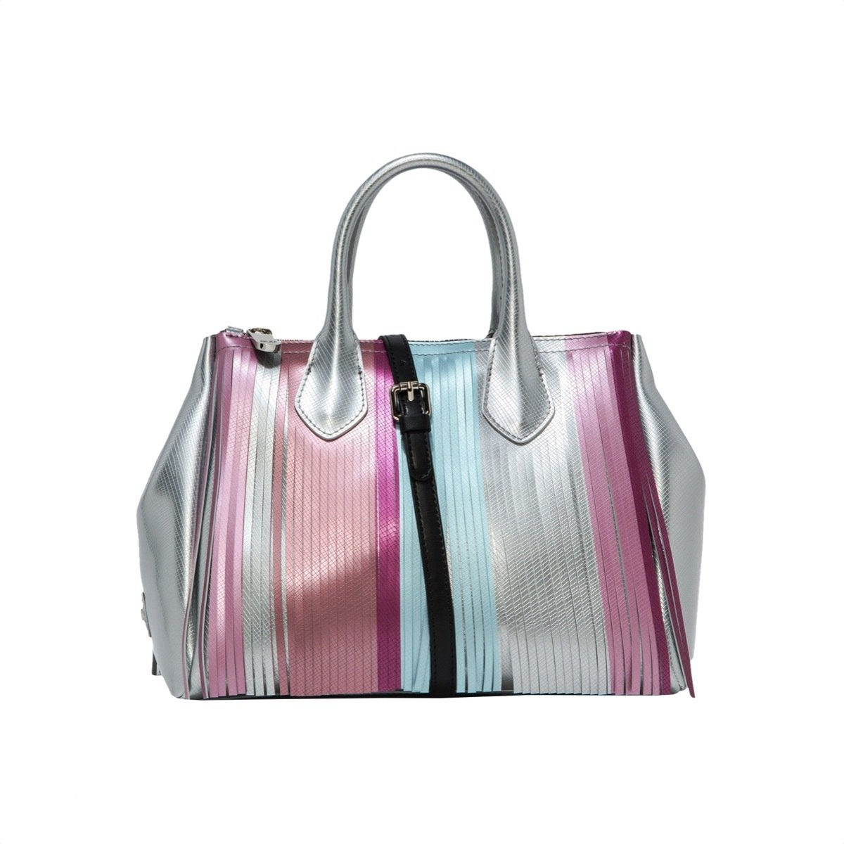 GUM - Fourty Frangia Stripe M - Variante Silver