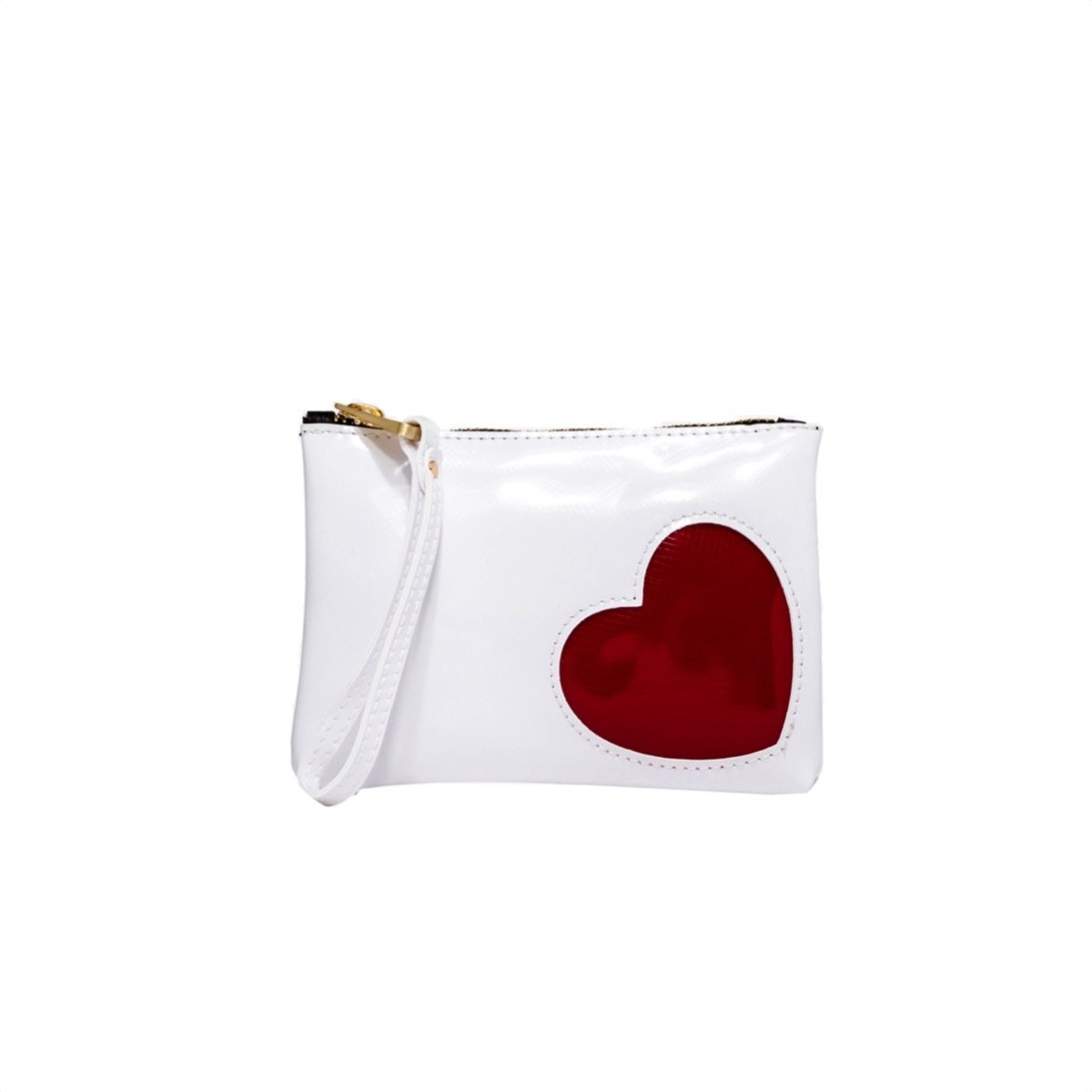 GUM - Numbers Glossy Heart S - Variante White