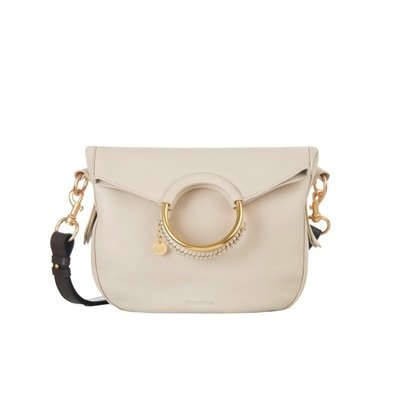 SEE BY CHLOÉ - Monroe Medium Day Bag - Cement Beige