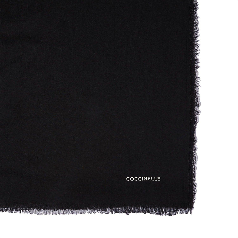 COCCINELLE - Basic Modal Stola - Noir