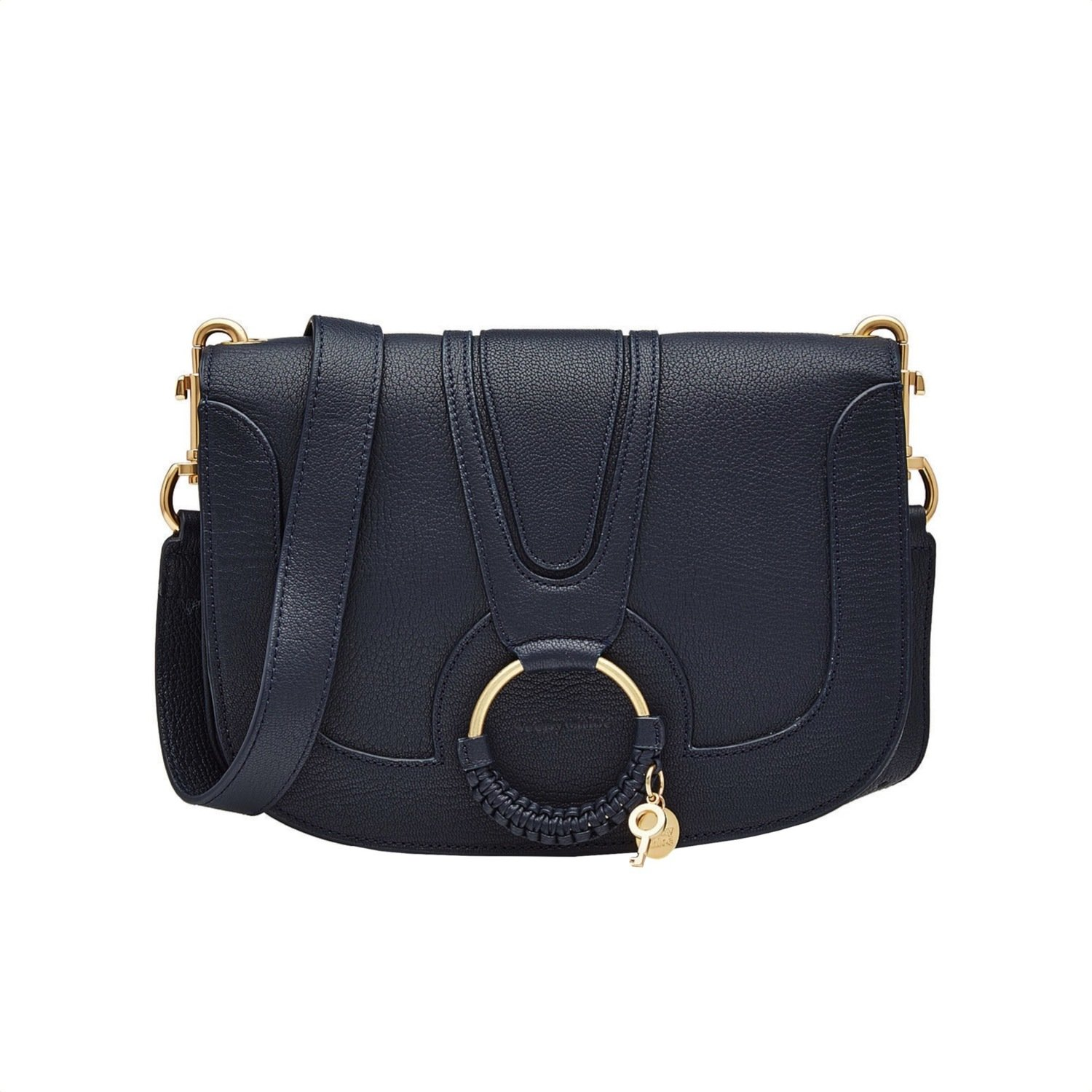 SEE BY CHLOÉ - Hana Medium Crossbody Bag - Ultramarine