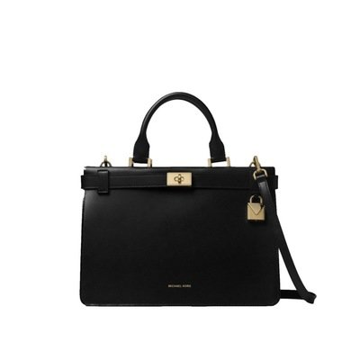 MICHAEL KORS - Tatiana MD satchel - Black