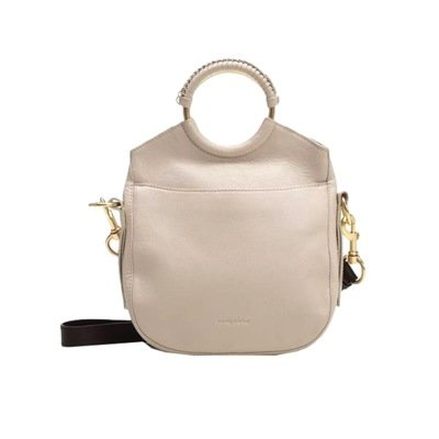 SEE BY CHLOÉ - Monroe Small Day Bag - Cement Beige