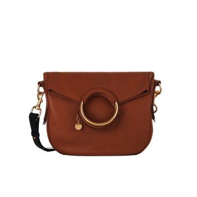 SEE BY CHLOÉ - Monroe Medium Day Bag - Caramello