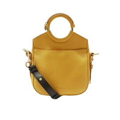 SEE BY CHLOÉ - Monroe Small Day Bag - Musk Yellow