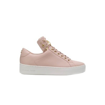 MICHAEL KORS - Mindy Lace Up - Soft Pink