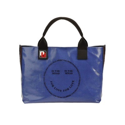PINKO - In The Mood Shopping - Light Blue