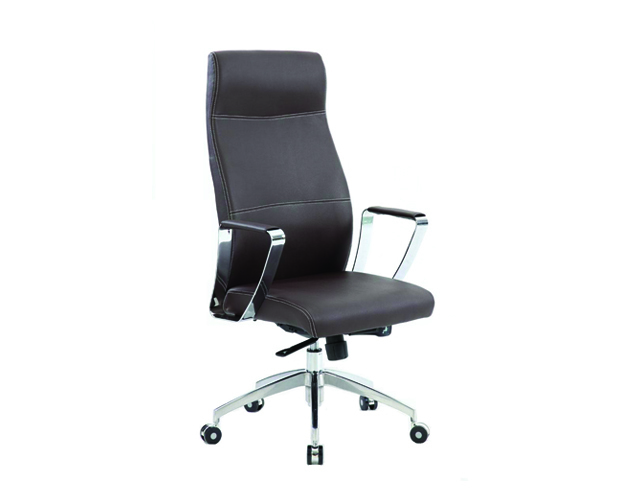 office chair. Ofxch-14 High Back ( From Display With Slight Leather Scratches (back Part) ) 3999PHP Office Chair