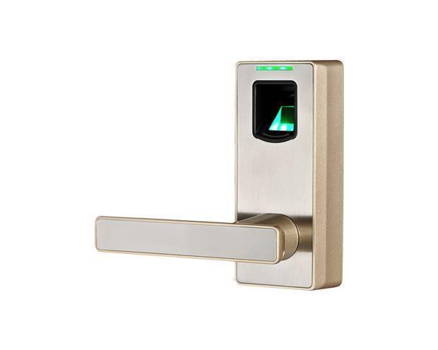 QUBE Biometric Door Lock (Fingerprint) (Reserve now, coming Mid July ...