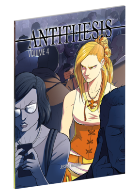 Antithesis - Volume 4