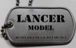 Lancermodel Resin Kit