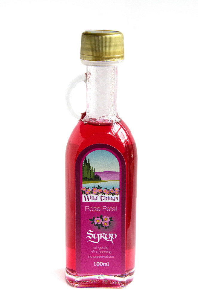 Rose Petal Syrup (Small)