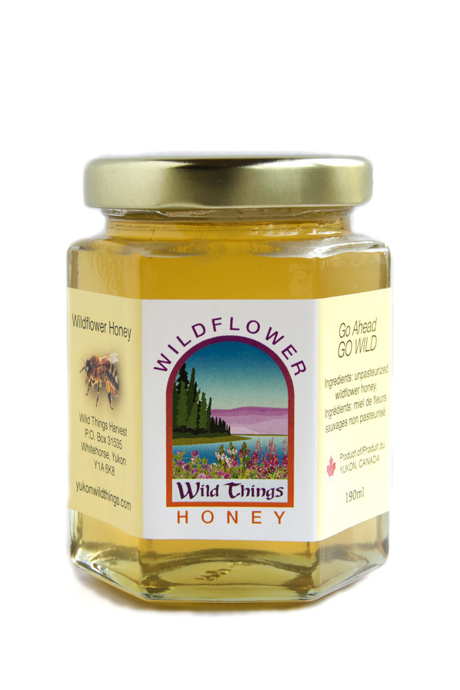 Wildflower Honey (Large)