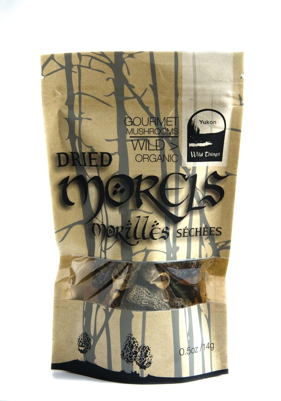 Morels (Dried, 1/2oz)