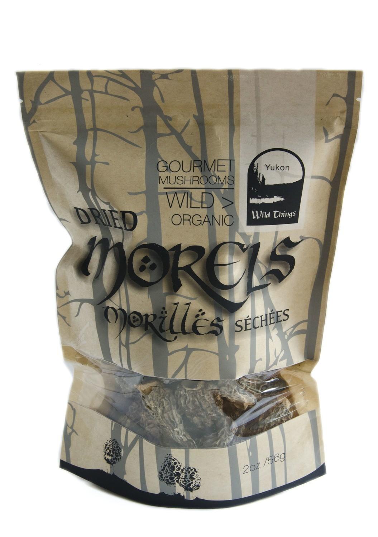 Morels (Dried, 2oz)