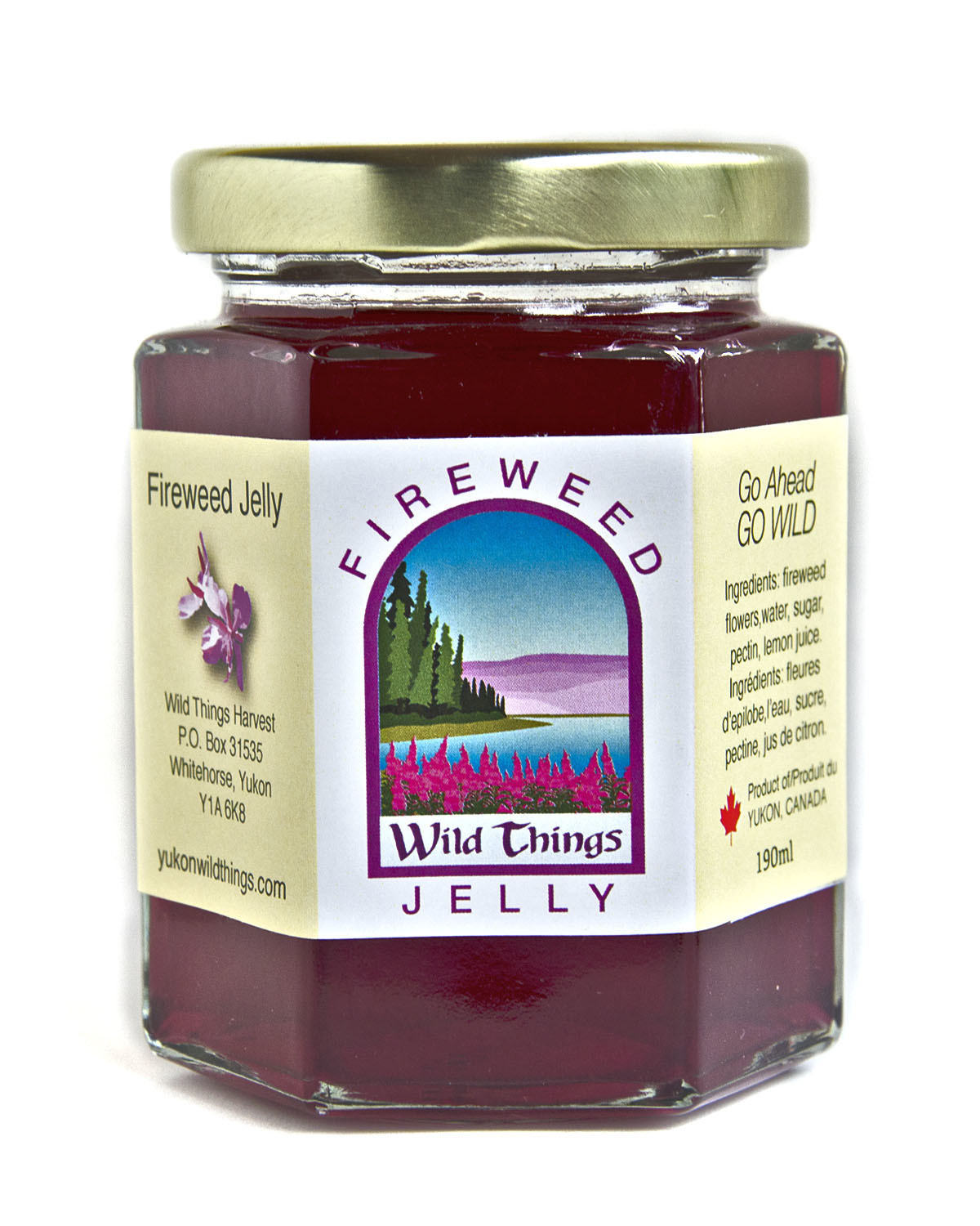 Fireweed Jelly (Large)