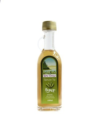 Spruce Tip Syrup (Small)