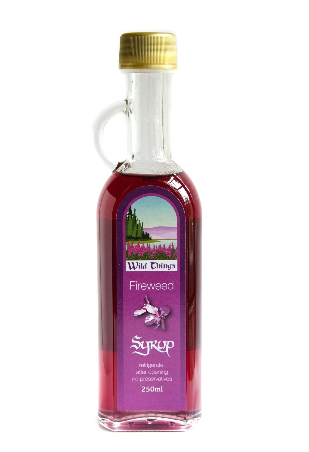 Fireweed Syrup (Large)