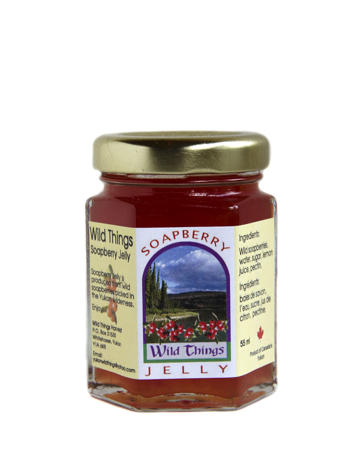 Soapberry Jelly (Small)