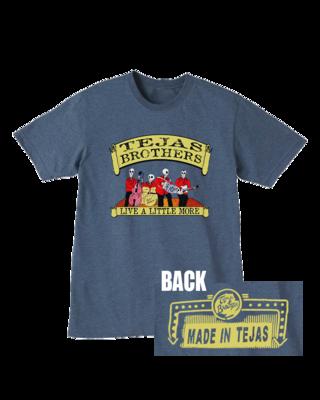 Live a Little More T-Shirt