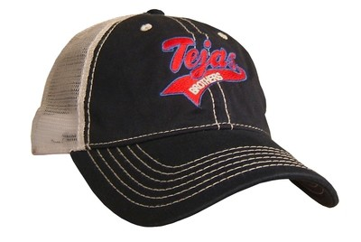 Tejas Brothers Cap