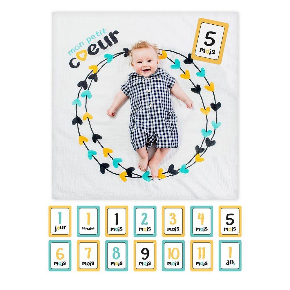 Couverture - Première année de bébé