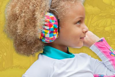 Cache-oreilles pour enfant (2ans+)