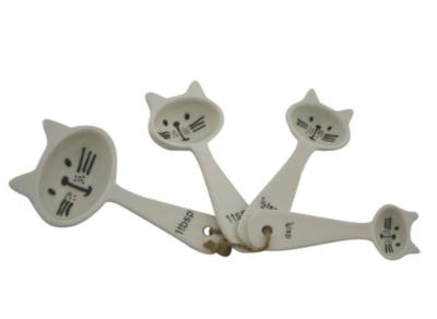 Cuillères à mesurer - Chat